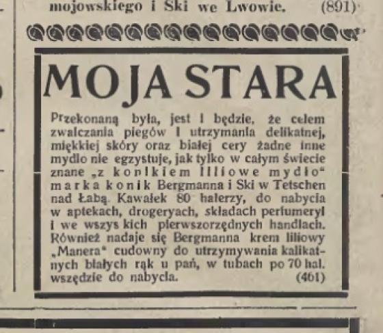 Stare cieszyńskie reklamy | Gazetacodzienna