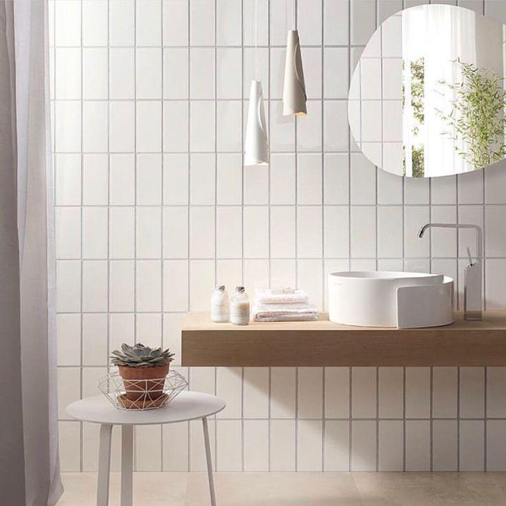 The rectangular tile from our Bella Muro Ceramic Tile