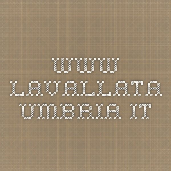 www.lavallata-umbria.it