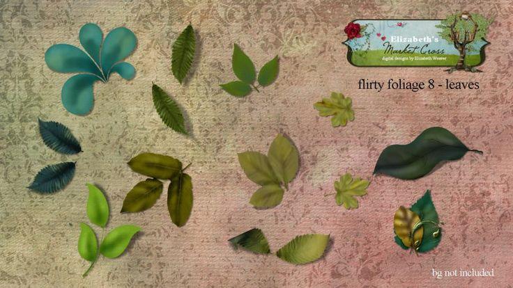 Flirty Foliage 8