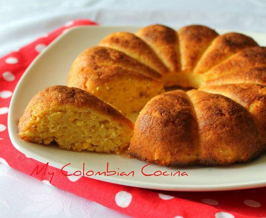 Torta de Choclo (Mazorca)