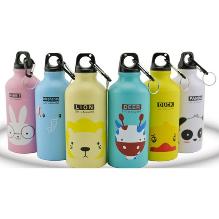 Modern Design 500ml Lovely Animals Outdoor Portable Sports Cycling Camping Bicycle Aluminum Alloy School kids Water Bottle #>=#>=#>=#>=#> Click on the pin to check out discount price, color, size, shipping, etc. Save and like it!
