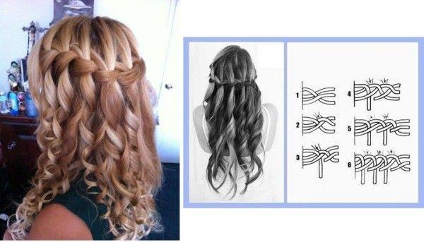 Вечерние и повседневные прически на длинные волосы (45 фото)