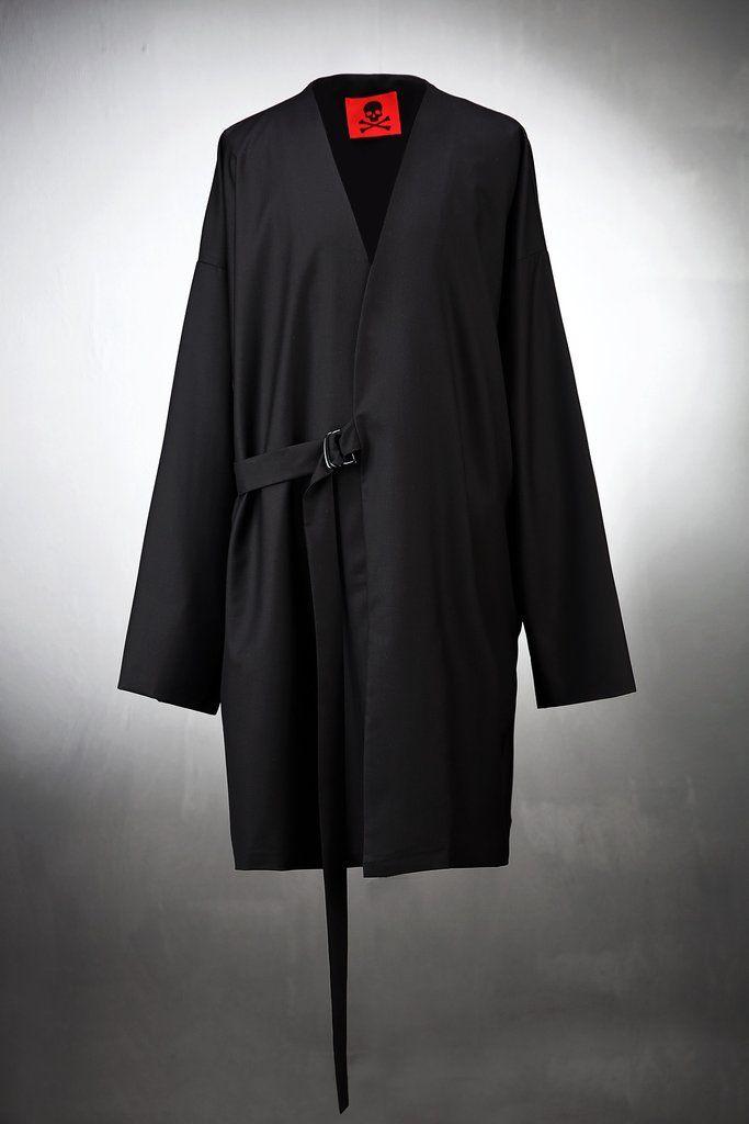 Oriental Belt Cardigan