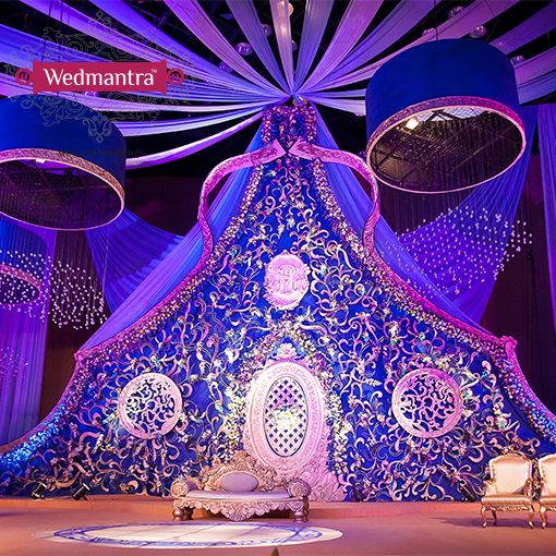10 best reception decor images on pinterest receptions reception grand reception stage decor wedding indianwedding wedding reception receptiondecor weddingplanner junglespirit Images