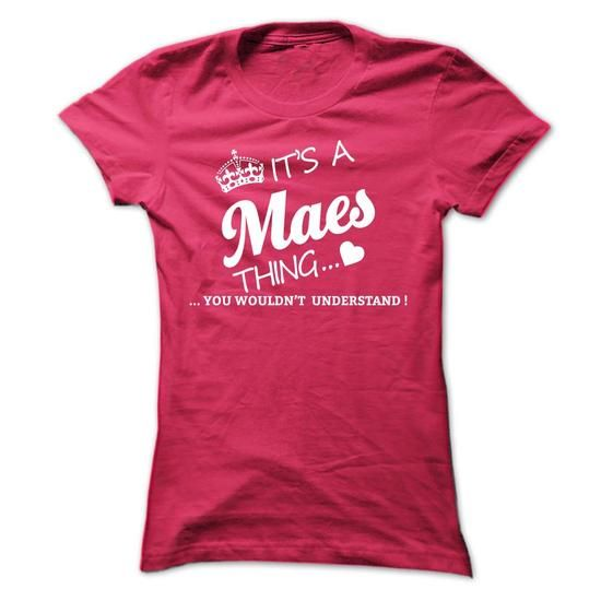 Its A MAES Thing #name #beginM #holiday #gift #ideas #Popular #Everything #Videos #Shop #Animals #pets #Architecture #Art #Cars #motorcycles #Celebrities #DIY #crafts #Design #Education #Entertainment #Food #drink #Gardening #Geek #Hair #beauty #Health #fitness #History #Holidays #events #Home decor #Humor #Illustrations #posters #Kids #parenting #Men #Outdoors #Photography #Products #Quotes #Science #nature #Sports #Tattoos #Technology #Travel #Weddings #Women