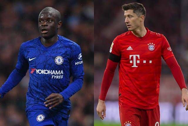 Chelsea Vs Bayern Munich Dónde Ver En Vivo Champions League Octavos De Final Pase A Gol Bayern Munich Bayern Champions