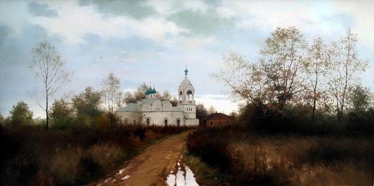 Художник Хабиров Вячеслав Николаевич