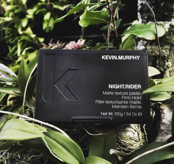 Product Crush: NIGHT.RIDER provides a tough hold and a rough matte texture for short or choppy looks. Like and share for the chance to win a tub on Monday!