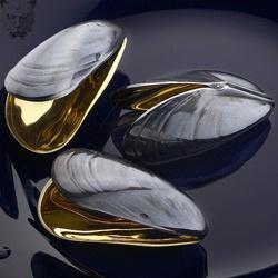 Mussel cutlery