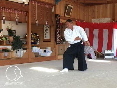 Aikido  Mendoza Iwama : Hitohira Saito sensei. DEFINITIVAMENTE EL MEJOR AI...