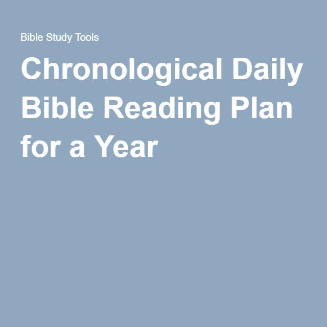 Best 25+ Chronological bible ideas on Pinterest | Year ...