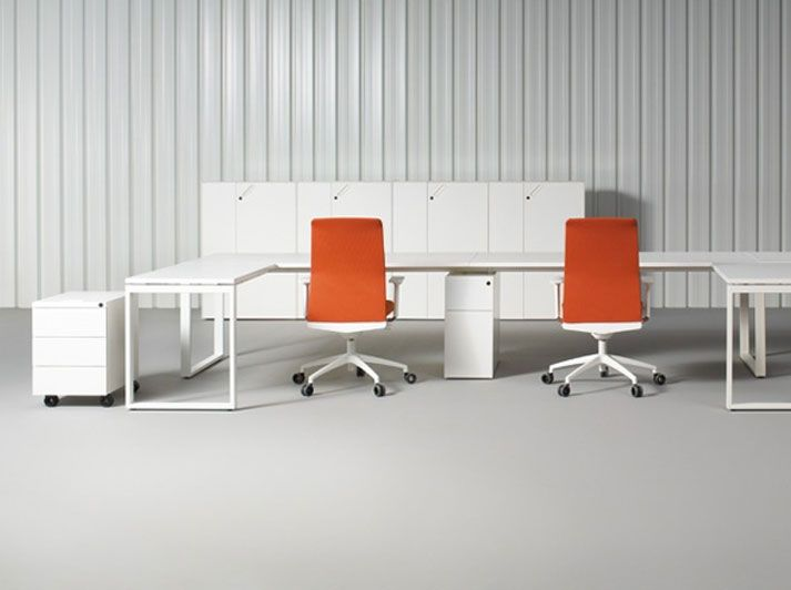 ON workstations by Levira from Fuze Business Interiors