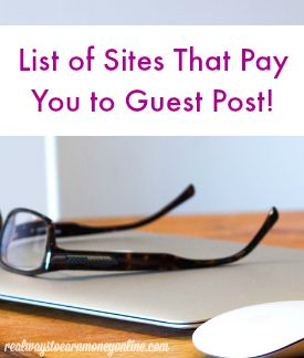 I often write reviews of websites you can apply with that will pay you for freelance writing. These have mostly been content sites/mills that have regular assignments available that you can grab an...