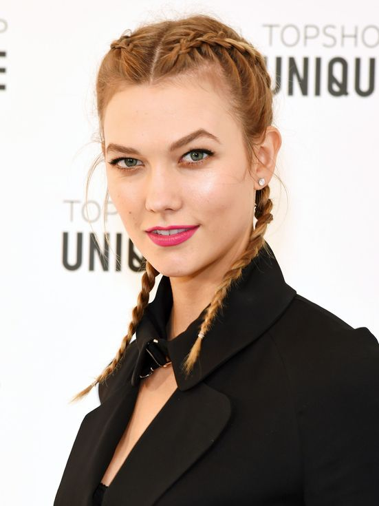 Pigtails   2015 Hairstyle Trends - Teen Vogue