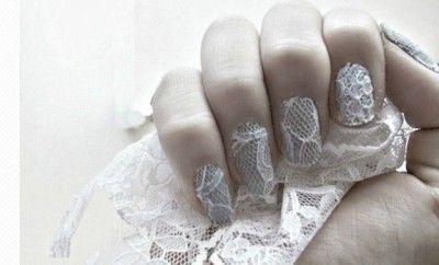 Lace-Wedding-Nails