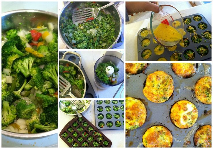 DIY Easy and Yummy Vegetables and Cheese Mini Quiches