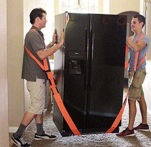 Screl Sangle de déménagement et de levage harnais de transport déménageur de meuble et objet volumineux: Transporter facilement les objets…