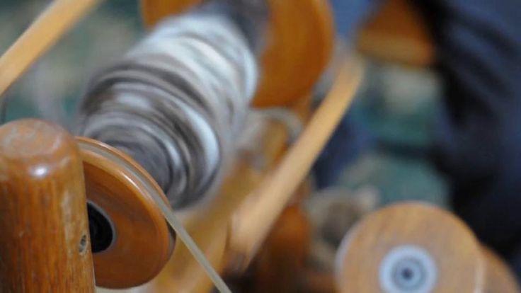 Nancy Ellison Weaving on Vimeo