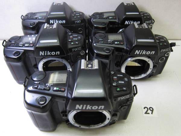 NIKON  F90 NIKON  F90X NIKON  F90X ※外観にベタつき。 NIKON  F90X ※外観にベタつき。 NIKON  F90X ※外観にベタつき。
