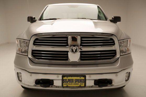 2016 Ram 1500 SLT Lonestar Crew Cab 4x4 1C6RR7LT7GS325147 | Sulphur Springs CDJR Sulphur Springs, TX
