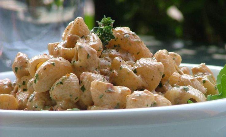 Pasta Crema di Pomodori Secchi