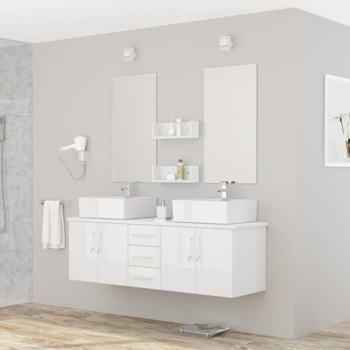diva ensemble salle de bain double