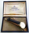 1951 14k Gold Omega Automatic bumper 351 with Original Box