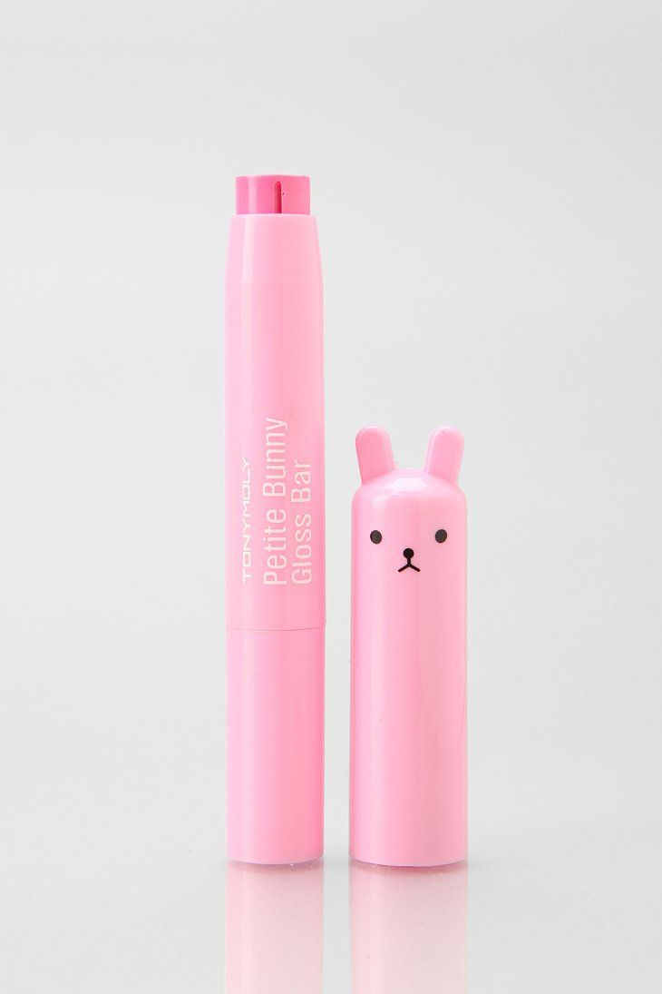 TONYMOLY Petite Bunny Gloss Bar...idk how the product is but OMG THE PACKAGING IS SO CUTE