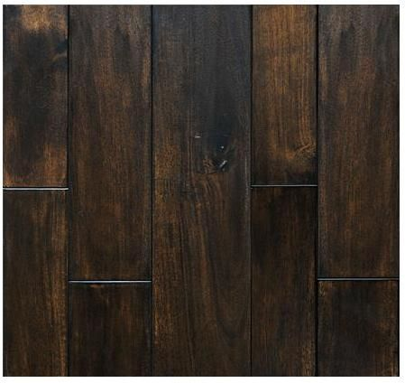 25 best ideas about distressed hardwood floors on for Black hardwood flooring