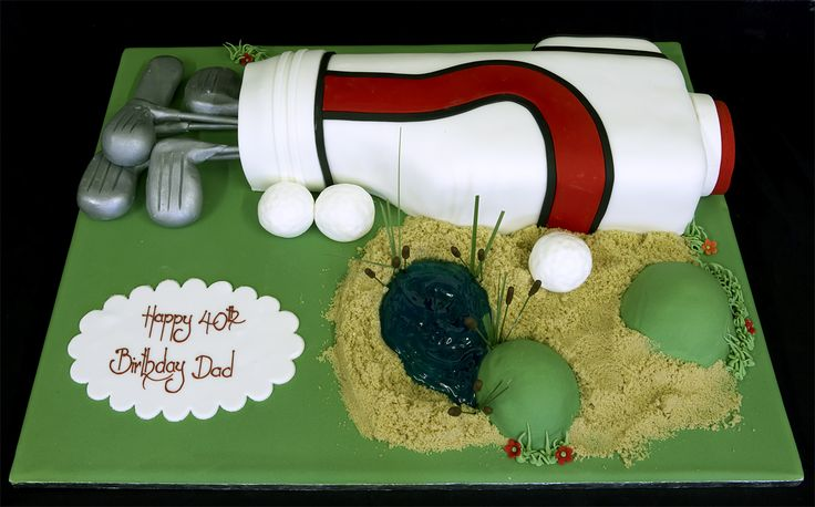 Cake Decorating Ideas Golf Theme : 1000+ images about Miniature Golf Party Theme Ideas on ...