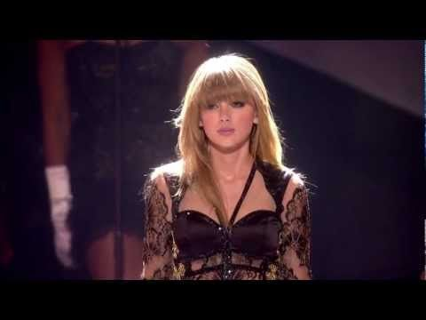 Taylor Swift 'I Knew You Were Trouble' I BRITs 2013 I OFFICIAL - HD - YouTube  EPIC BREAKDOWNS!