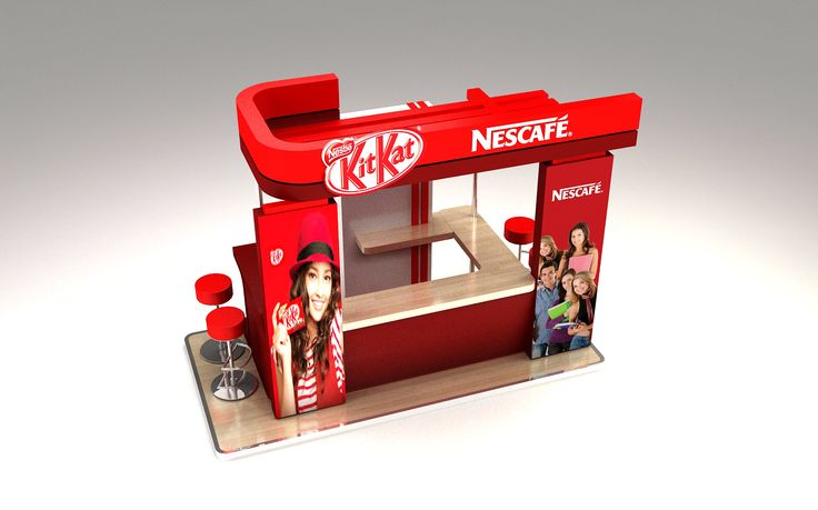 Nestle Exhibition Booth : Nescafe stand nestle pinterest
