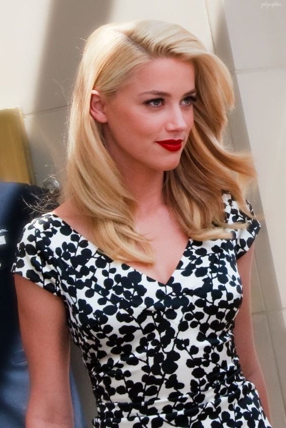 Amber Heard as Andrea Ross                                                                                                                                                                                 More