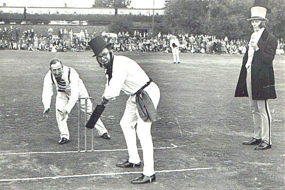 Cricket - a game I've never understood