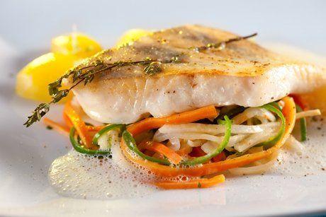 Ein beliebter Klassiker unter den Fischrezepten ist dieses Rezept für Zander mit Gemüse.