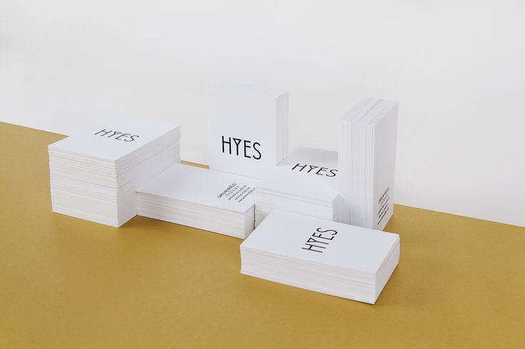Business cards by Jeff Pag | Photo by Marie-Amélie Tondu