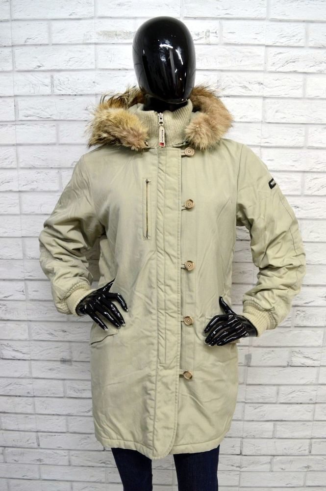 online store 4fe89 102fc Parka WOOLRICH THERMOLITE ACTIVE Donna Taglia XL Cappotto ...
