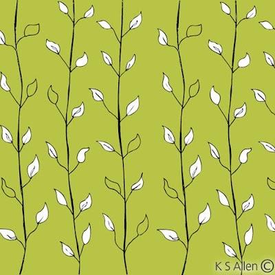 24 best Leaves images on Pinterest Leaf patterns, Fabric - loose leaf template