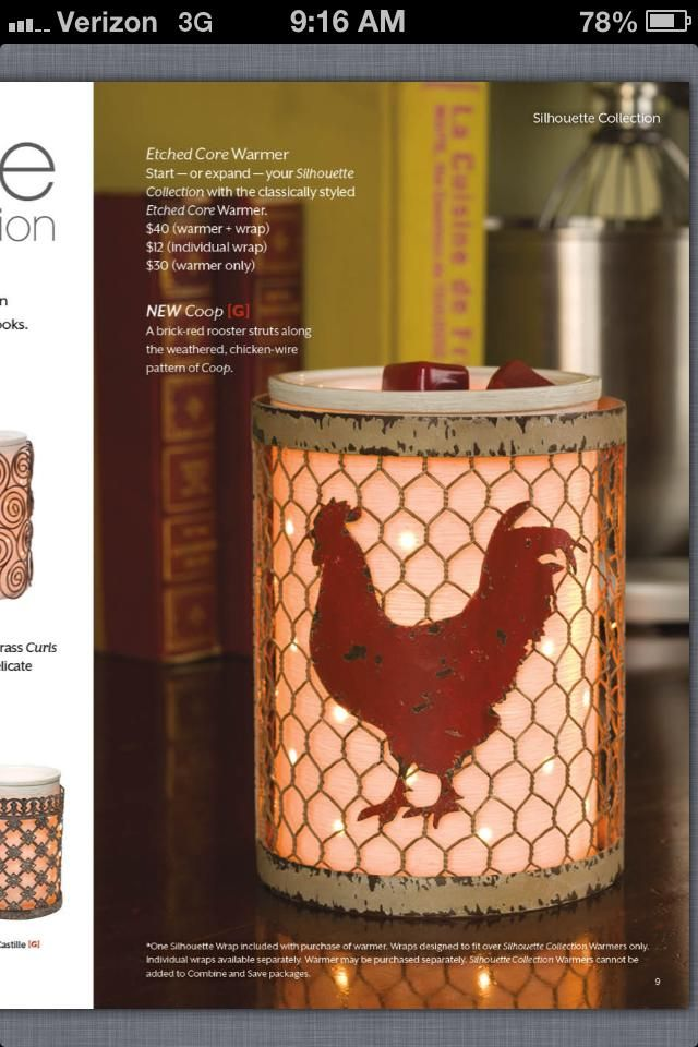 New rooster warmer! Going in my rooster kitchen :)