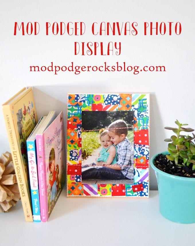 Mejores 86 imágenes de Portarretratos en Pinterest   Ideas creativas ...