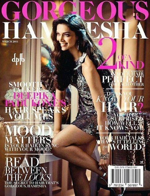 Deepika Padukone famous magazine cover photos
