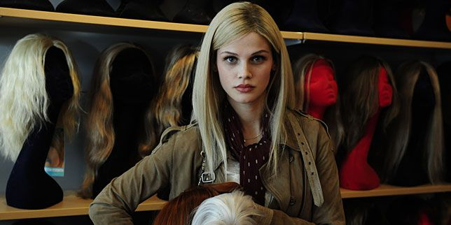 Heute Bin Ich Blond /// 28 march 2013; realisator : Marc Rothermund; script : Sophie Van der Stap; actors : Lisa Tomaschewsky, Karoline Teska, David Rott, Peter Prager & Maika Bollow