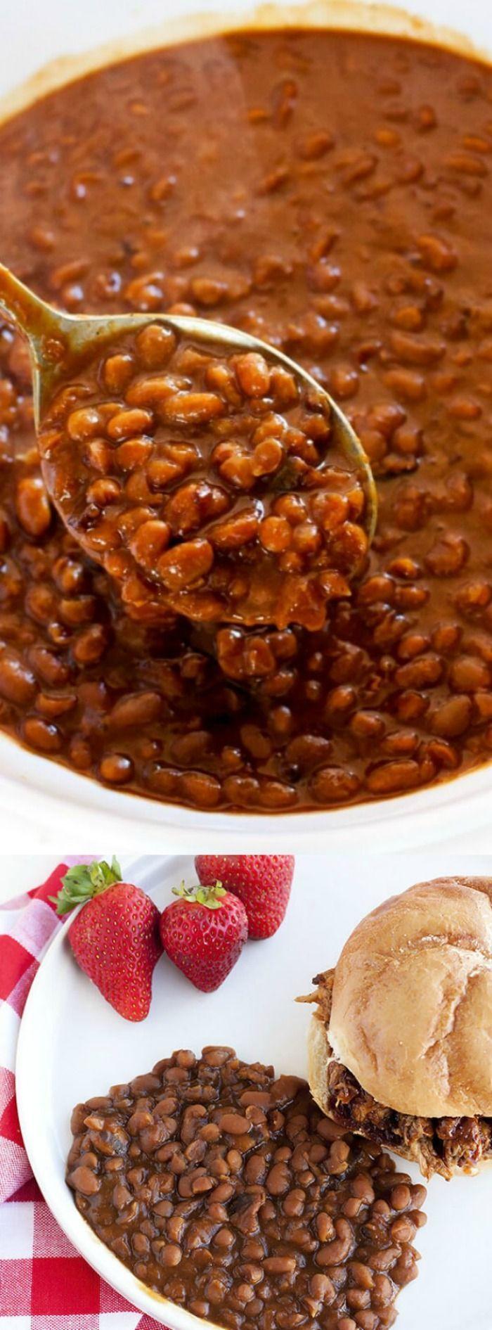 100+ Baked Bean Recipes on Pinterest | Bake Beans, Boston Baked Beans ...