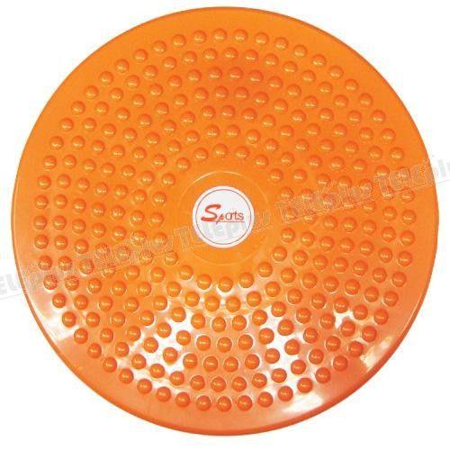 Selex 1900 Disk Twist Pilates Spor Egzersiz Fitness Gym Aleti - Ürünün çapı: 25 cm dir.  Twister, bel ve karın bölgelerinin çalıştırılması için mükemmel ve pratik bir spor aletidir.  Twister birçok ülkede en çok kullanılan pratik spor aletlerinden biridir.  Alt ve üst iki daire, ortadaki metal aksam ile tutturulmuştur ve bu mekanizma kolayca belinizi döndürmenizi sağlar.  Ayak şekli üzerine ayaklarınızı basarak keyifli bir şekilde sağa-sola twist hareketini gerçekleştirebilirsiniz.  - Price…