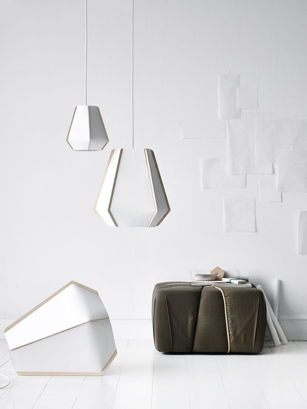 Lullaby designed by Monica Förster http://www.lightyears.dk/lamps/pendants/lullaby.aspx