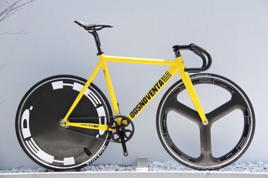DOSNOVENTA #fixie #fixiedgear #bike