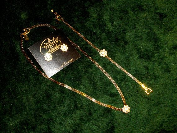 17 Best Images About Vintage Park Lane Jewels On Pinterest