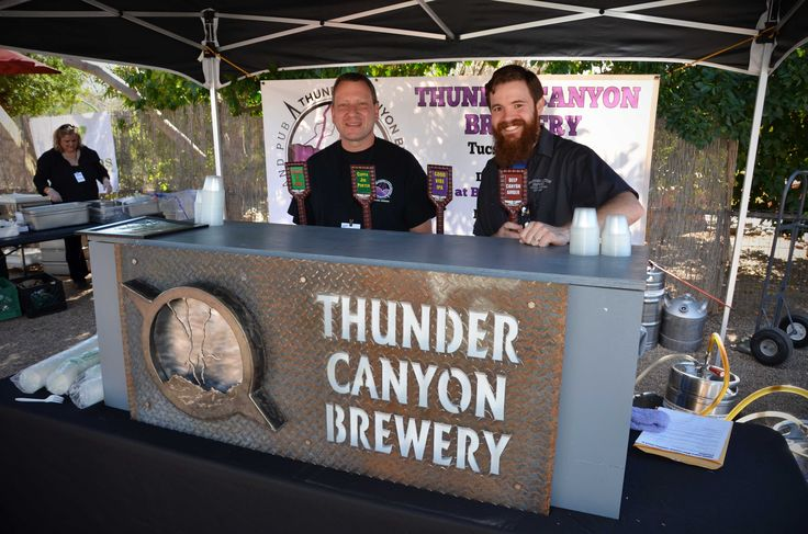 Celebrate Arizona Beer Week With Thunder Canyon Brewery