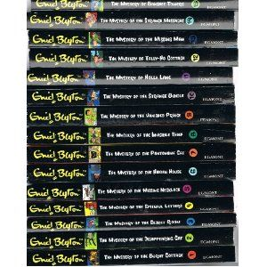 Click here to buy this book.  http://www.bookbundles.co.uk/enid-blyton-classic-mystery-stories-collection-15-books-box-set-pack-75628-p.asp